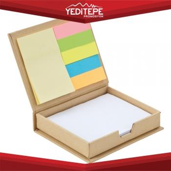 Yapışkanlı Notluk YT-25450