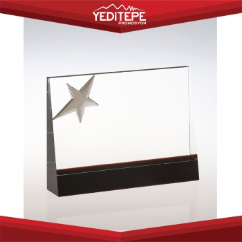 Kristal Plaket YT-90114