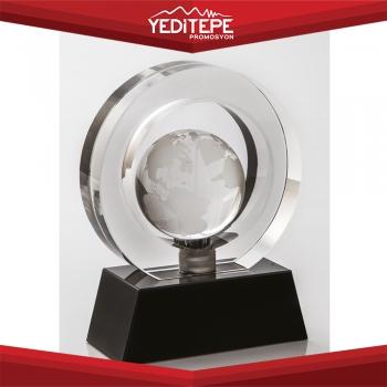 Kristal Plaket YT-90171