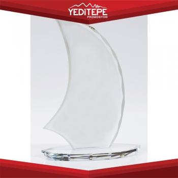 Kristal Plaket YT-90175