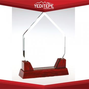 Kristal Plaket YT-90455