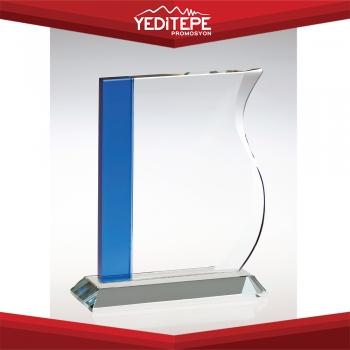 Kristal Plaket YT-90465
