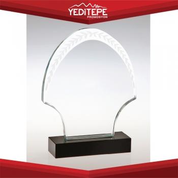 Kristal Plaket YT-90485