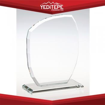 Kristal Plaket YT-90115