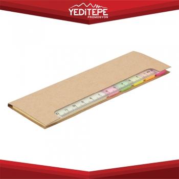 Yapışkanlı Notluk YT-25850